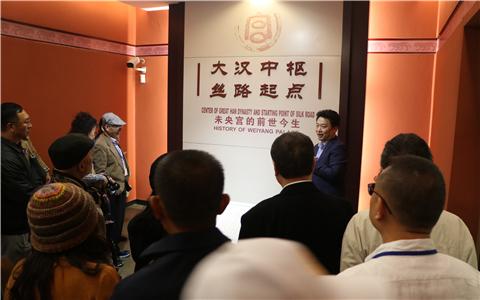 """台胞打卡""""网红城市""""西安 感受西安的经济文化活力"""