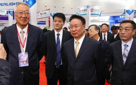 2018第七届海峡两岸(马鞍山)电子信息博览会成功举办