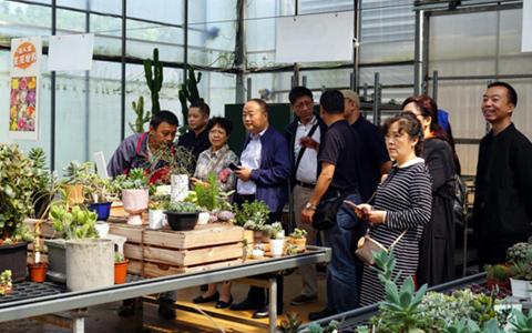 四川台联农业文化参访团赴台交流访问