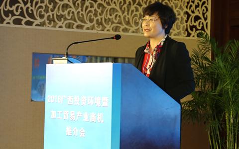 广西台办在苏州向120多家台企推介广西海峡两岸产业合作区
