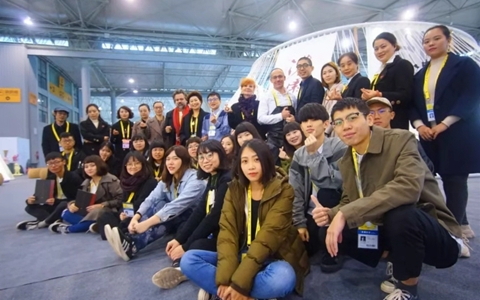 成都文创企业与台湾高校联手创意参展成都创意设计周