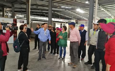 台湾南投、彰化农业经贸考察团到黔西南州交流考察