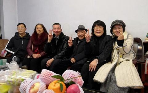 台湾青年德阳创业 找到失联70余年的故乡亲人