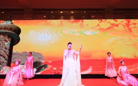 在汉台商台胞共庆新春——把握新机遇 与武汉荣辱与共