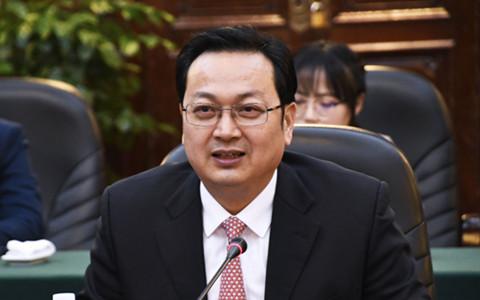 云南省台商新春联谊会在昆举行