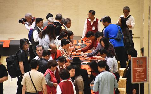 来到台湾 看见云南——云南美术书法摄影展在台举办
