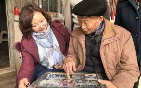 遂宁籍台湾老兵女儿找到亲人 回乡团年