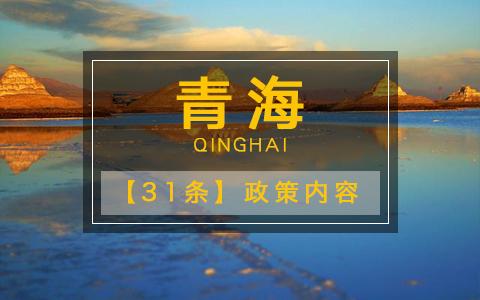 【31条在青海】《青海省贯彻〈关于促进两岸文化交流合作的若干措施〉实施意见》全文