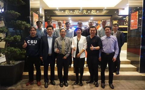 淮北市代表团赴台开展职业教育交流活动