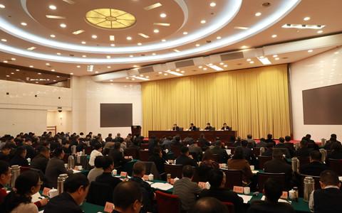 2019年浙江省对台工作会议在杭州召开