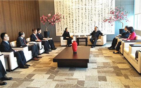 山东省经济合作交流团赴台参访 积极探索鲁台经济融合发展路径