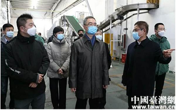 青岛市积极做好台资企业复工复产保障工作
