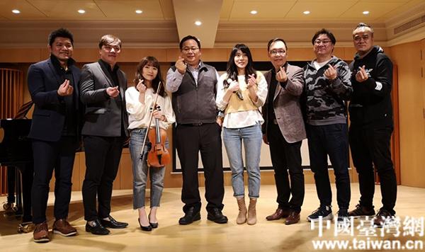成都台青黄子轩:希望用音乐给受疫情影响的大陆同胞鼓劲加油!