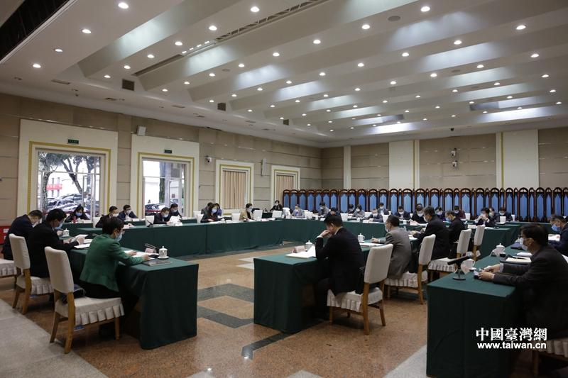 3月19日,广西召开推进海峡两岸产业合作区建设联席会议第三次会议。.JPG