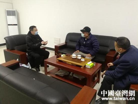 尚空与台企负责人座谈交流。  (中国台湾网 发).jpg