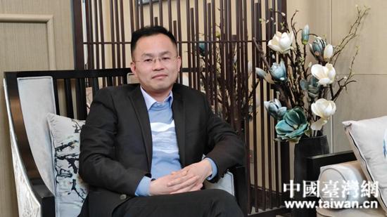 台胞陈政辉。  (中国台湾网 发).jpg