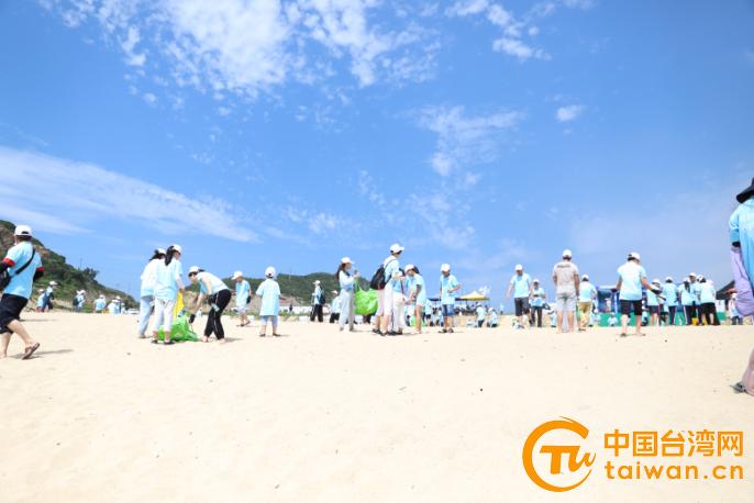 黄岐后沙海滩净滩活动现场.jpg