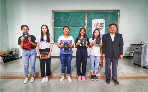 台旅会走进广州高校举办旅游分享会