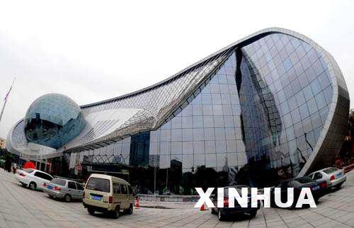 广西50大庆献礼项目-广西科技馆落成将开馆