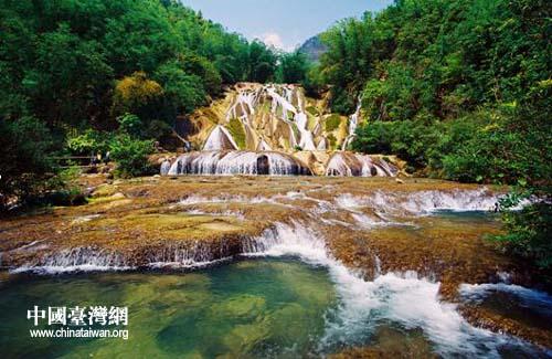 黔南甲茶景区 云贵高原上的南国亚热带风光