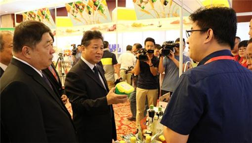 两岸农业产业合作前沿研讨项目对接会在天津举行