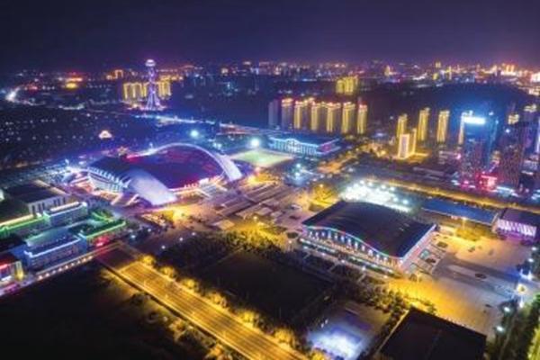 河南周口发展新兴产业壮大数字经济.jpg