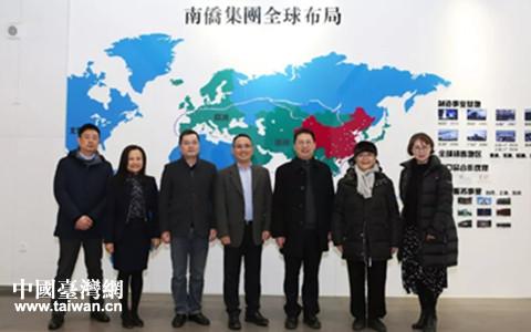 武汉市台办赴沪招商引资 邀台企参与长江经济带发展