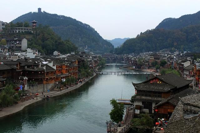 风景 古镇 建筑 旅游 民居 摄影 640_426