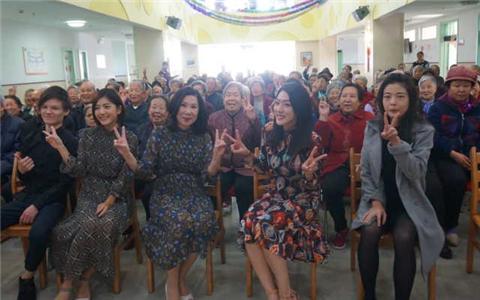 台湾《家书》剧组走进宁夏阅海养老中心
