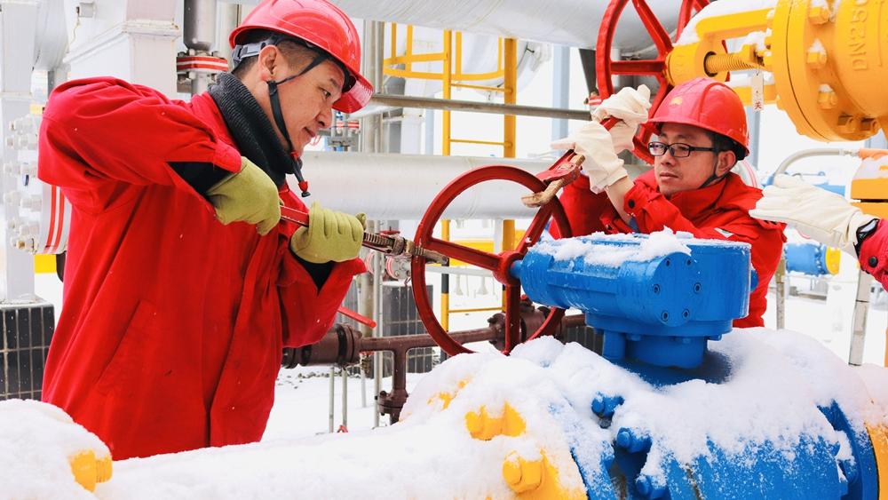 中国石油长庆油田天然气日产创历史新高