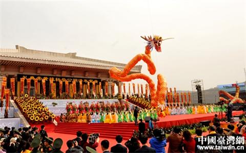 戊戌(2018)年清明公祭轩辕黄帝典礼将于4月5日举行