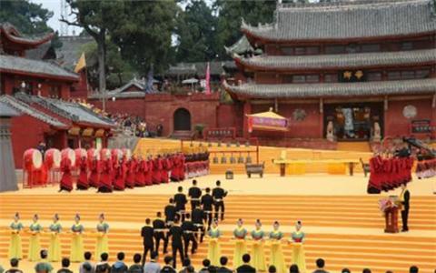 海峡两岸系列文昌文化交流活动在四川梓潼举行