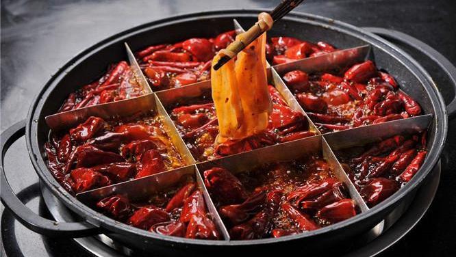 汉代如何吃火锅?不仅分餐制,还有调味酱
