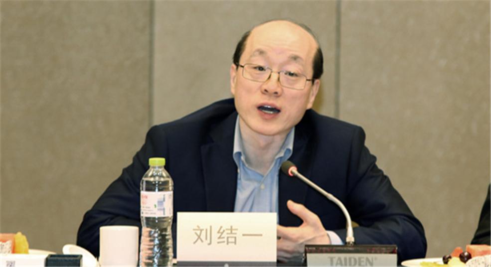 刘结一与在桂台商和台湾师生代表座谈交流:我们有共同的情怀与民族大义