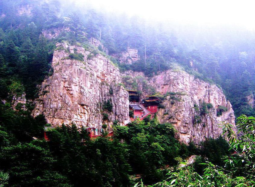 中国企业家_北岳恒山