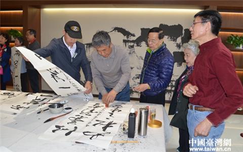 中国国民党中央评议委员、台湾观护协会总会长陈堂立一行到滨海新区参访