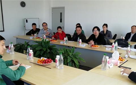 乌鲁木齐市台办召开部分台商台企负责人座谈会