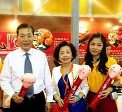山东济南台湾名品博览会 新竹三宝受市民欢迎