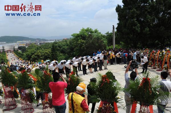 福建南安举办国际郑成功文化节