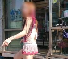 网传台男演员骚扰槟榔西施 偷拍照片辩称不犯法