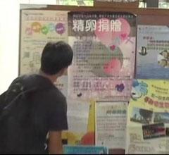 台湾捐卵人数增至500人 一人最多可得2万营养费