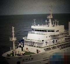 台湾最大海洋研究船触礁沉没 船难重创台军导弹研发