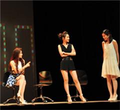 《永远的微笑》台中倾情上演 两岸学生同台献艺获赞