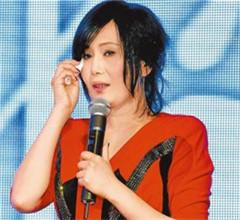 台湾乐坛身价最高女歌手江蕙宣布封麦隐退(图)