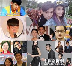 细数2014年台湾岛内十大娱乐人物