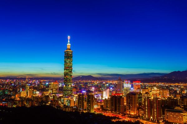 台湾除了美食还有美丽风景吸引游客.(图片来源:台湾东森旅游云)