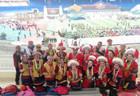 台湾少数民族参访团出席迪庆州建州60周年庆祝活动