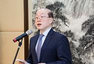 刘结一会见中国国民党台商党代表联谊会参访团