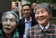 跨越海峡的问候!90岁邵阳籍台湾老人时隔a73年与家人视频认亲