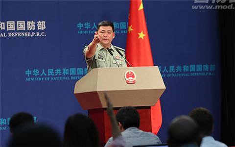 国防部:海军舰艇航经台湾海峡属正常安排 不必过度解读